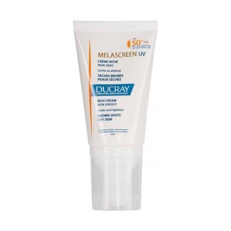 DUCRAY-Melascreen-crème-riche-SPF-50+-taches-brunes-40ml