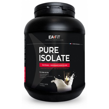 EAFIT-Pure-Isolate-vanille-750gr