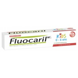 FLUOCARIL KIDS 0-6ANS GEL FRAISE