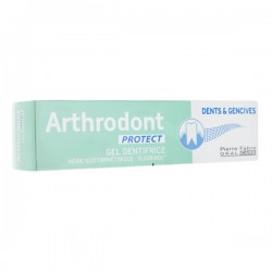 ARTHRODONT PROTECT DENTS & GENCIVES PROTECT GEL DENTIFRICE 75ML