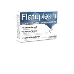 FLATUPLEXIN GAZ INTESTINAUX BALLONNEMENTS 16 SACHETS