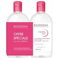 BIODERMA-Créaline-H2Osolution-sans-parfum--500ml-lot-de-2
