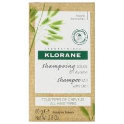 KLORANE SHAMPOING SOLIDE A L'AVOINE 80G
