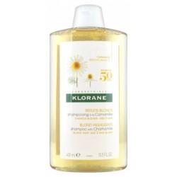 KLORANE-Shampooing-volumateur-au-lait-d'amande-400ml-X2
