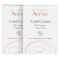 AVENE-Cold-cream-pain-surgras-2x100-g