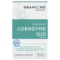 COENZYME Q10 GRANIONS