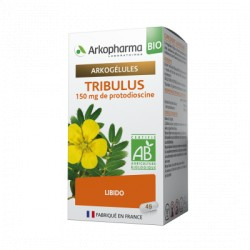 ARKOPHARMA TRIBULUS BIO LIBIDO 40 GELULES