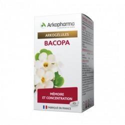 ARKOPHARMA BACOPA MEMOIRE ET CONCENTRATION 45 GELULES