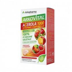 ARKOPHARMA-Acerola-1000-30-comprimés
