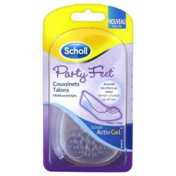 SCHOLL PARTY FEET COUSSINETS TALONS