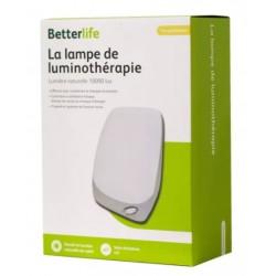 BETTERLIFE LA LAMPE DE LUMINOTHERAPIE