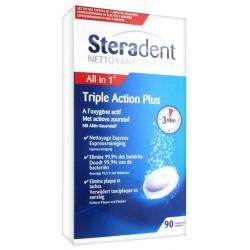 STERADENT-triple-action-plus-90-comprimés