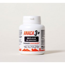 ANACA 3+ BRULEUR DE GRAISSES