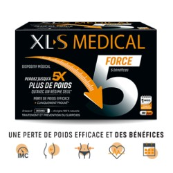 XL-S MEDICAL FORCE 5 1 MOIS