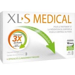 XL-S MEDICAL 10 JOURS 60 COMPRIMES
