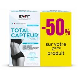 EAFIT TOTAL CAPTEUR 5 EN 1 LOT 2X 60 GELULES