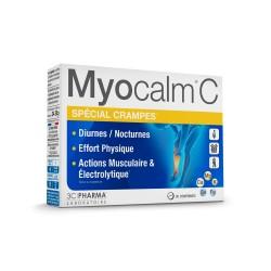 MYOCALM C SPECIAL CRAMPES 30CP