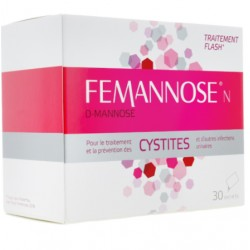 FEMANNOSE N D-MANNOSE CYSTITES 30 SACHETS