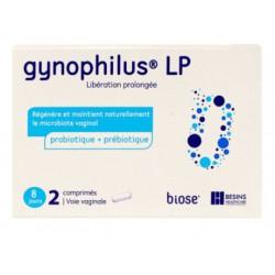 GYNOPHILUS LP PROBIOTIQUE + PREBIOTIQUE 2CP LP