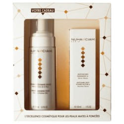 NUHANCIAM COFRET SERUM+MOUSSE NETTOYANTE