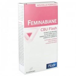 PILEJE FEMINABIANE CBU FLASH 20CP