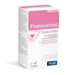 PILEJE FEMINABIANE ENDO'CALM 60CP + 30 GELULES