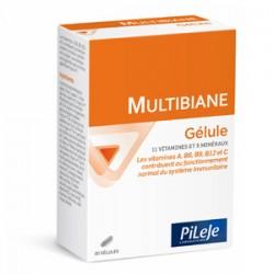 PILEJE MULTIBIANE 30 GELULES