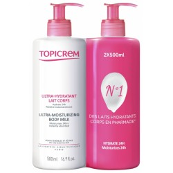 TOPICREM-Ultra-Hydratant-lait-corps-duo-2x500ml