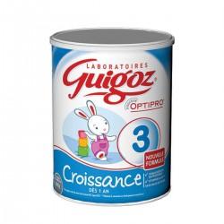GUIGOZ OPTIPRO CROISSANCE 3E AGE DES 1 AN 800G