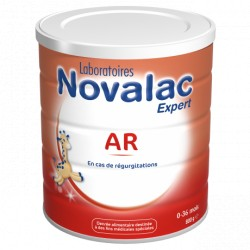 NOVALAC AR 0-36MOIS 800G