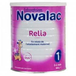NOVALAC-Relia-1er-âge-800g