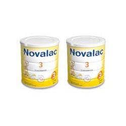 NOVALAC 3 CROISSANCE 1-3 ANS 800G 2E BOITE -50%
