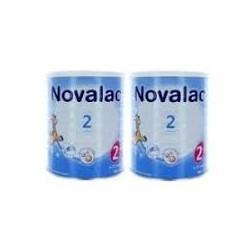 NOVALAC 2E AGE 6-12 MOIS LOT 2