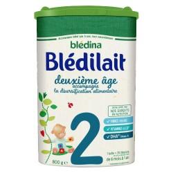 BLEDILAIT 2E AGE 6-12 MOIS 800G