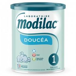 MODILAC DOUCEA 1E AGE 0-6MOIS 800G
