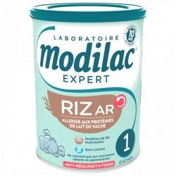 MODILAC EXPERT RIZ AR 1 0-6 MOIS 800G
