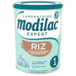 MODILAC EXPERT RIZ 1E AGE 0-6 MOIS 800G