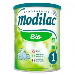 MODILAC BIO 1 0-6 MOIS 800G