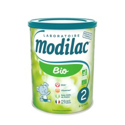 MODILAC BIO 2 6-12MOIS 800G