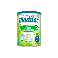 MODILAC BIO 3 CROISSANCE 10-36 MOIS 800G