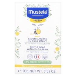 MUSTELA-Bébé-savon-surgras-150g