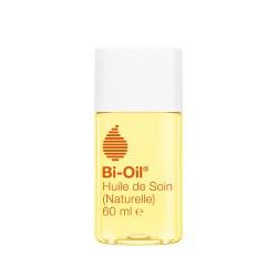 BI-OIL HUILE DE SOIN NATURELLE CICATRICES ET VERGETURES 60ML