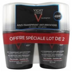 VICHY-Homme-deodorant-bille-peaux-sensibles-lot-de-2